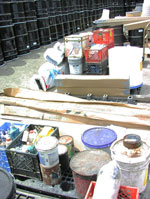 Paint and Solvent Waste