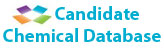 Candidate Chemicals Database (found in DTSC's California Safer Products Information Management System (CalSAFER))