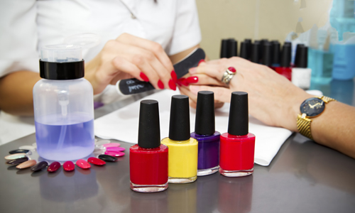 DTSC Proposes Regulating Toxic Chemical in Nail Products