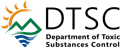 Department of Toxic Substances Control (DTSC) Logo