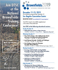 National Brownfields Training Conference Flyer