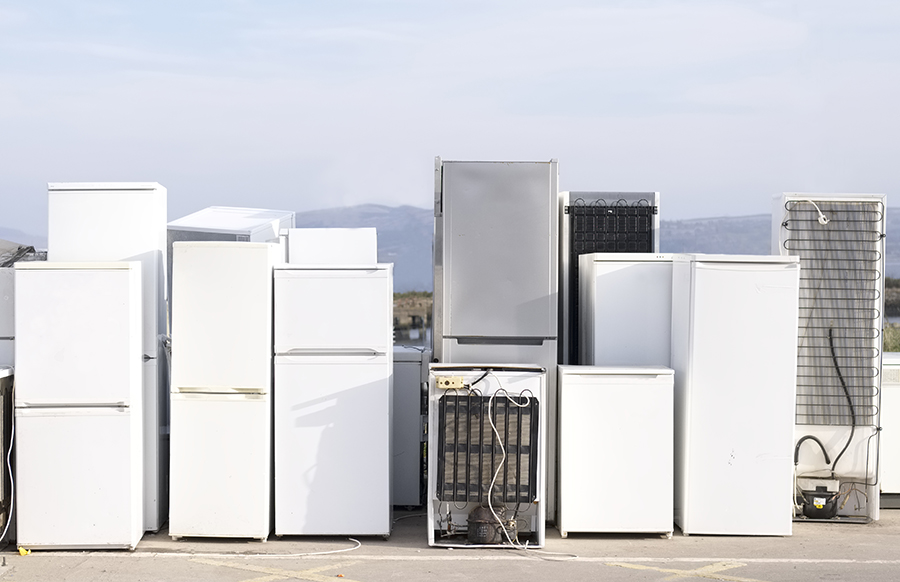 Bay Area Appliance Recycler Agrees to $145,760 Penalty for Mishandling and Burning Hazardous Waste