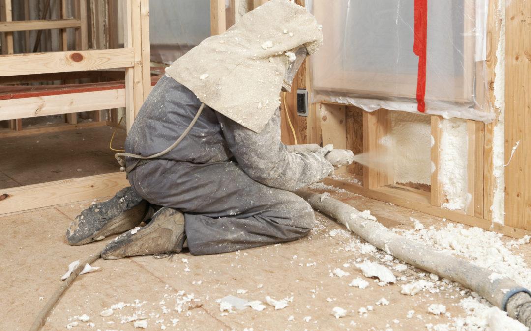 California to Spray Foam Insulation Makers: Look Harder for Safer Alternatives
